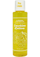 Emotion Lotion Flavored Water Based Warming Lotion Pina...