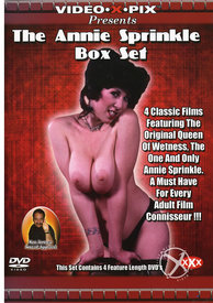 Annie Sprinkle {4 Disc Set}